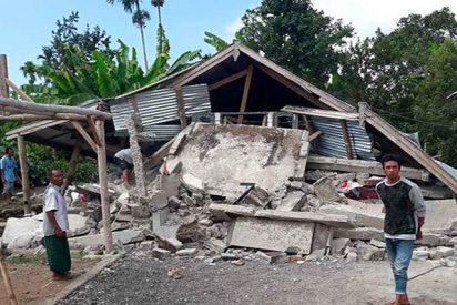 Potente sismo de magnitud 6,4 sacude Indonesia