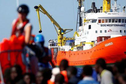 8 países europeos acogerán a más de 200 inmigrantes del barco Lifeline