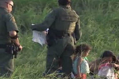 Así es el drama que sufren los inmigrantes en la frontera de EE.UU.