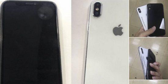 Filtran en la Red dos prototipos inéditos del iPhone que serán presentados en septiembre de 2018