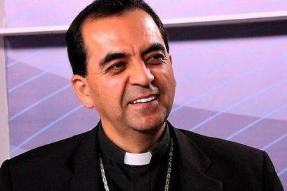 Francisco nombra obispo de Tapachula a Jaime Calderón Calderón
