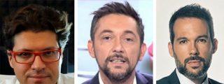 La RTVE de Podemos: Las 'fichas' de Pablo Iglesias son ahora Javier Ruiz, Javi Gómez y Fernando Berlín