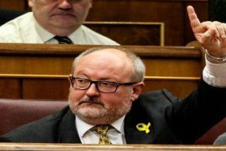"""El diputado de ERC, Joan Capdevila, pide al Papa """"reconocimiento y aliento"""" a los presos independentistas"""