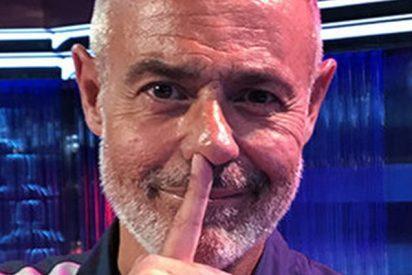La 'resurrección' de Jordi González: el periodista que pasó de triunfar con 'La Noria' a insultar en Twitter