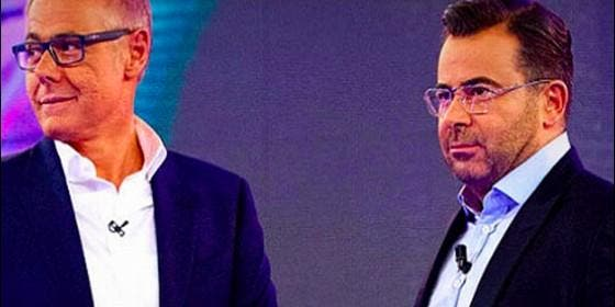 La puñalada de Jorge Javier Vázquez a Jordi González abre una guerra en Telecinco