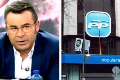 Las hostias de Jorge Javier Vázquez al Partido Popular