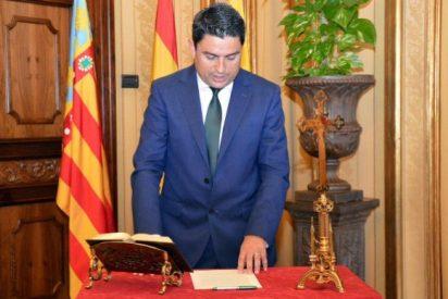 José Manuel Pagán toma posesión como rector de la Universidad Católica de Valencia