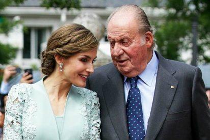 """Letizia se venga de Juan Carlos I devolviéndole en silencio esta pregunta: """"¿Quién decías que se cargaba la Corona?"""""""