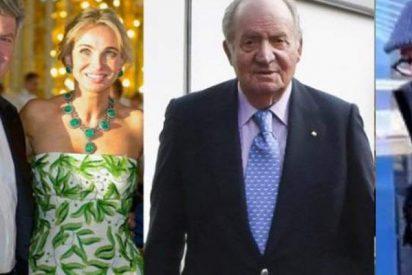 ¡Jaque al Rey!: El extelefonico Villalonga reunió al comisario Villarejo y a Corinna para grabar a la princesa largando contra Juan Carlos I