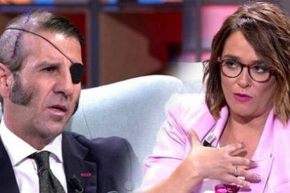 """Una insensible Toñi Moreno se encara con Juan José Padilla días después de su última cogida: """"¡El toro también sufre!"""""""