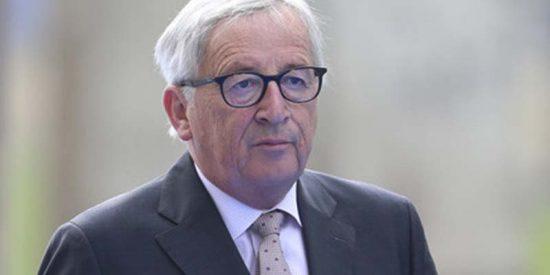 ¿Estaba borracho Juncker en la cumbre de la OTAN?