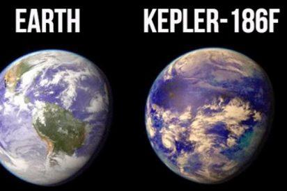 Descubierta otra Tierra a 500 años luz