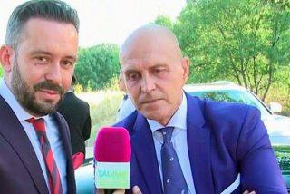 Kiko Matamoros asiste al final a la boda de su hijo Diego y descalifica a su ex cuñada Mar Flores