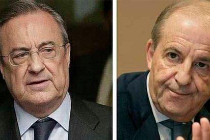 Cadena COPE: Bestial ataque de José María García a Florentino Pérez