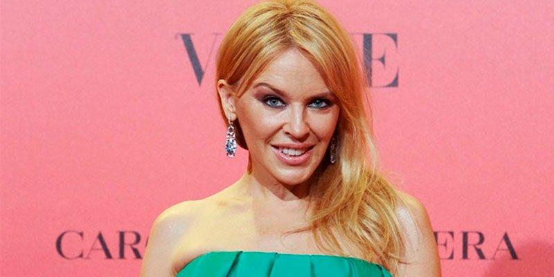 """Kylie Minogue sobre su ex Andrés Velencoso: """"Es muy guapo... ¡Qué hombre!"""""""
