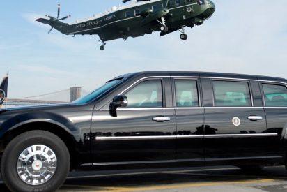 Desvelamos los secretos de 'La Bestia', el coche mas seguro del mundo que utiliza el Presidente de EEUU