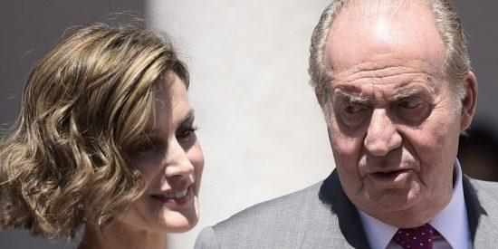 """El real cabreo del rey Juan Carlos que explica la actitud de doña Letizia: """"¡Felipe, coño, divórciate de una vez!"""""""