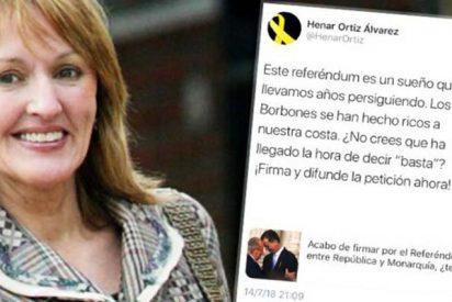"""La tía de la reina Letizia: """"Los Borbones se han hecho ricos a nuestra costa"""""""