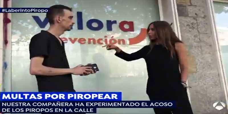 'Antena 3' monta un reportaje falso para denunciar acosos sexuales inexistentes