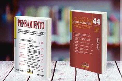 Dos revistas de Comillas, entre las mejores de España
