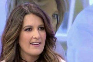 Surrealismo absoluto: Laura Fa cambia 'Sálvame' por la serie 'Veneno'