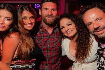 Leo Messi y otrs famosos escogen LIO para disfrutar de sus vacaciones