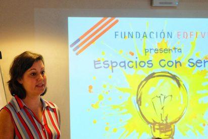 'Espacios con sentido': La Fundación Edelvives, con el diseño de espacios educativos