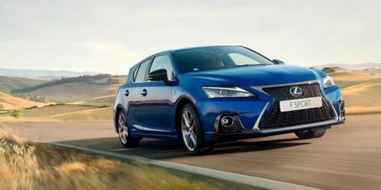 Lexus a la vanguardia de los coches híbridos