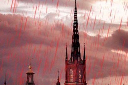 Llueve 'sangre' en la ciudad rusa de Norilsk