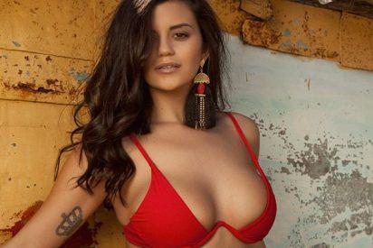 Este desnudo integral de Lola Ortiz 'MyHyV' hace arder las redes