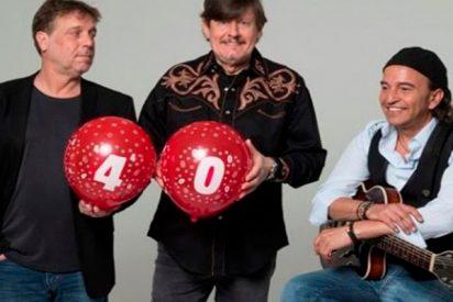 Los Secretos celebran su 40 aniversario en el escenario del WizinkCenter