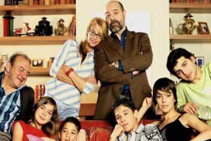 Así han cambiado los actores más jóvenes de 'Los Serrano'