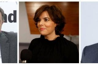 Losantos desvela la conjura que perpetró Soraya para apuñalar a Rajoy con la complicidad de Atresmedia