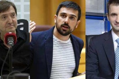 """Jiménez Losantos acribilla a los """"imbéciles"""" del PP por llorar ahora por TVE tras haber entregado Telemadrid a los podemitas"""