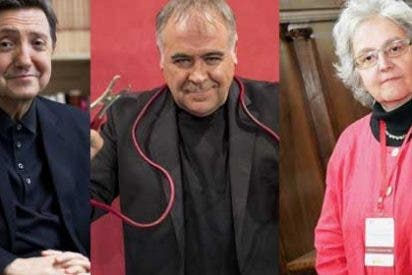"""Losantos hace volar por los aires las primarias del PP poniendo sobre la mesa las conexiones de Soraya con los """"comisarios"""" Ferreras y Gallego-Díaz"""