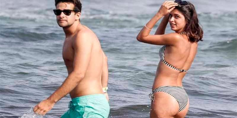 Lucía Rivera luce cuerpazo en Ibiza acompañada de un joven maromo