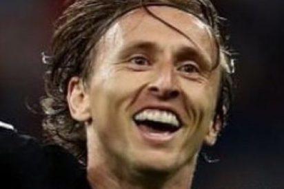Modric jugará la final del Mundial