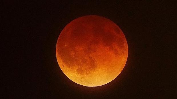 Universo: Llega la luna roja, el eclipse lunar más largo del siglo XXI