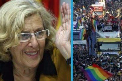 La carta de un policía cabreado que saca las vergüenzas a Carmena por el Día del Orgullo Gay