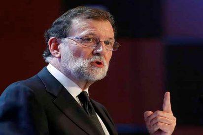 """Mariano Rajoy: """"Me aparto, pero no me voy; seré leal al PP"""""""