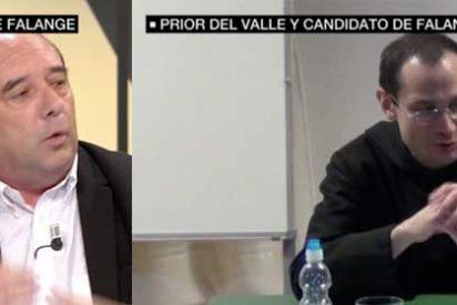 laSexta machaca a un sacerdote del Valle de los Caídos por haber formado parte de una lista electoral falangista... ¡hace 25 años!