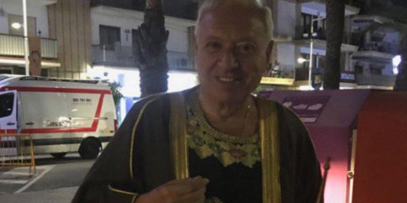 Cachondeo general en Twitter con esta foto del ex ministro García Margallo