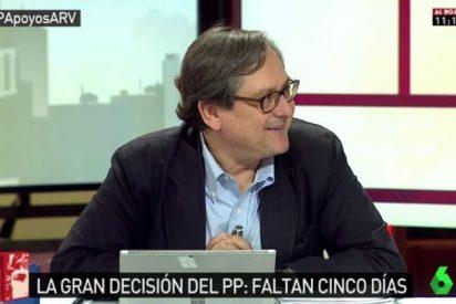 """Paco Marhuenda: """"Cospedal votaría antes a Putin o Trump que a Santamaría"""""""