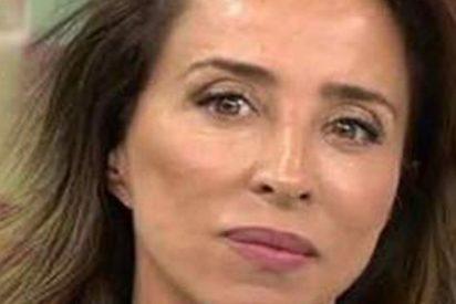 María Patiño se pone como la bicha del pantano con Hugo Paz e Iván González