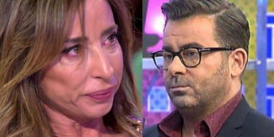El fin de una era: ¿Jorge Javier Vázquez le va a dar la patada a María Patiño en 'Sálvame'?