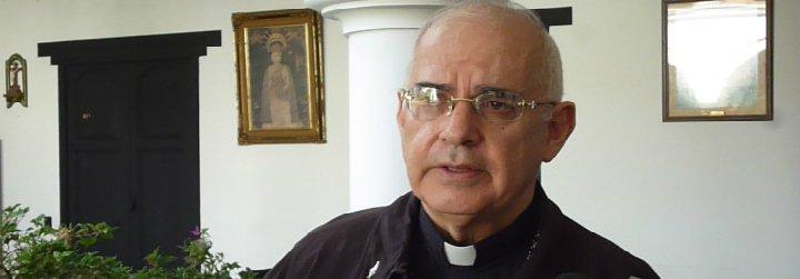 """Monseñor Moronta exhorta a """"denunciar y luchar contra la corrupción"""" en Venezuela"""