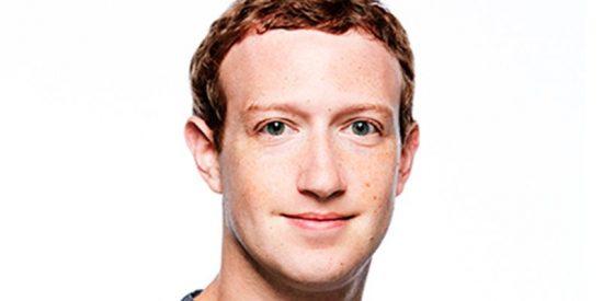 Mark Zuckerberg es la tercera persona más rica del mundo