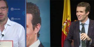 """Javier Maroto, hombre fuerte de Casado, machaca a Soraya horas antes del Congreso: """"No la ha apoyado ni un solo nombre relevante"""""""