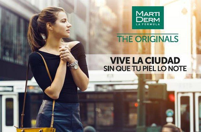 Vive la ciudad sin que tu piel lo note con 'Urban Serum' de Martiderm