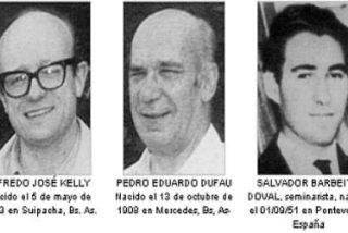 """""""Baldosas por la memoria"""" honrarán a los palotinos asesinados en la Masacre de San Patricio"""